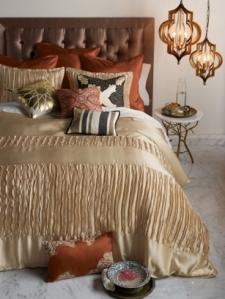 #1 Layla Vanilla duvet set, www.BlissLivingHome.com