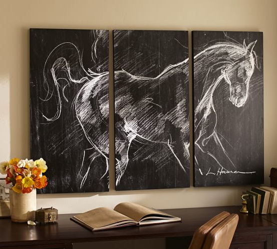 This Fall Home Horses Around Decoratebetter