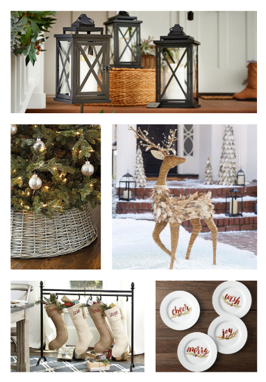 QVC, Ballard Designs, Pottery Barn