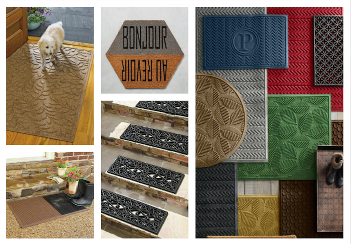 Stylishly Sensibleu2014Decorative Doormats. Gardeners Supply, Anthropologie,  Garnet Hill, Improvements Catalog, Ballard Designs